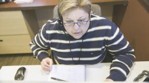 "Darlene, ""Crisis Hotline: Veterans Press 1"""