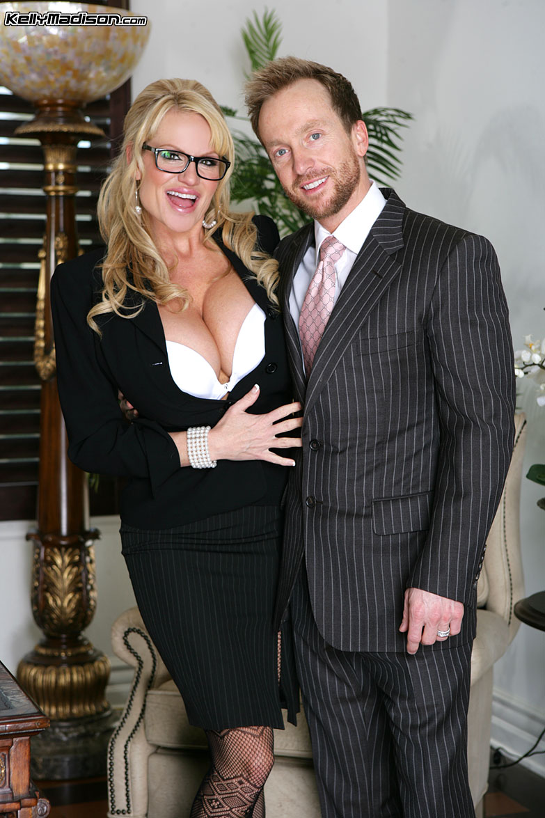 husband and Kelly madison