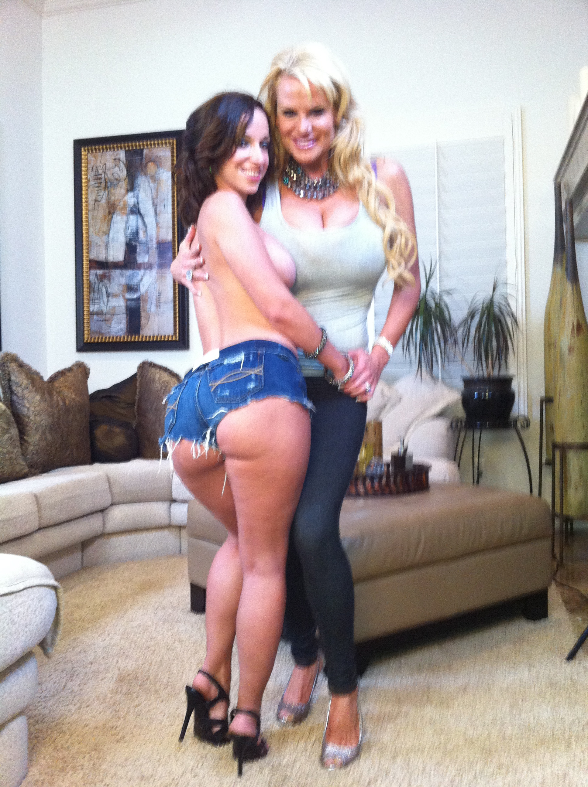 Discussion porn fidelity kelly madison and deauxma are